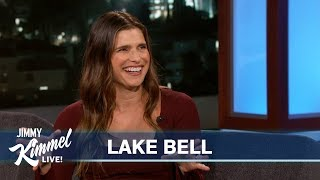 Download Lake Bell on Her Husband, the Apocalypse & Dax Shepard Video