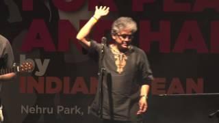Download MUSIC OF HOPE - HILLE LE JHAKJOR DUNIYA - INDIAN OCEAN CONCERT Video