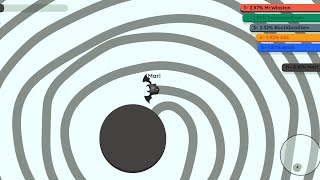 Download Playing Paper.io 2 INSTANT WINS ( 100% Map Control Tricks ) Video