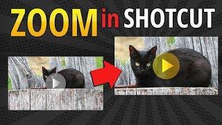 Download Shotcut Zoom In Effect Tutorial Video