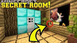 Download Minecraft: SECRET ROOM!!! - Parcels - Custom Map [3] Video