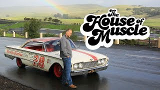 Download Retro NASCAR-Inspired 1960 Ford Starliner - The House Of Muscle Ep. 6 Video