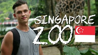 Download Travel to Singapore / THE ZOO IS AMAZING Video