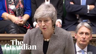 Download Theresa May makes statement to parliament after EU summit - watch live Video