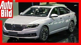 Download VW Lavida Plus (Auto China 2018) Details/Erklärung Video