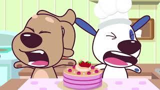Download Talking Tom and Friends Minis - Episodes 33-36 Binge Compilation Video