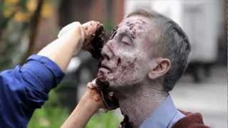 Download Zombie Experiment NYC Video