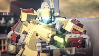 Download Lego MOC Bot Stop motion-The Desert Soldier 樂高機器人:沙漠奇兵 停格動畫 Video