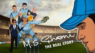 Download MS Dhoni The Untold Story Spoof || Shudh Desi Endings Video
