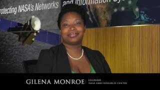 Download NASA Modern Figure: Gilena Monroe Video