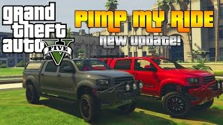 Download GTA 5 - Pimp My Ride #191 | Vapid Contender | NEW TRUCK Customization Competition Video