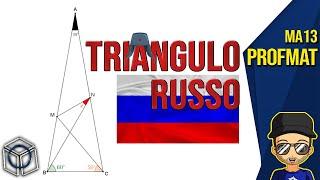 Download (PROFMAT-MA13) TRIÂNGULO RUSSO QUESTÃO3.22 PÁG55 Video