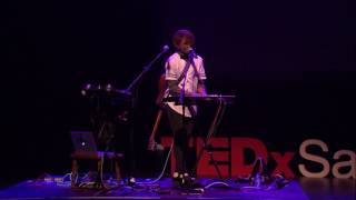 Download One-man band performance | Robin Yerah | TEDxSaxionUniversity Video