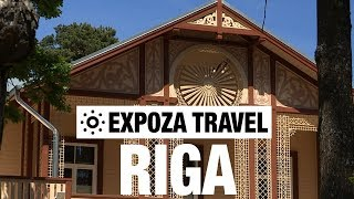 Download Riga (Latvia) Vacation Travel Video Guide Video