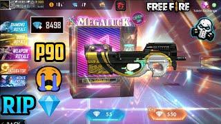 Download P90 PHANTOM PERMANENT GUN SKIN - NEW WEAPON ROYAL / GARENA FREE FIRE Video