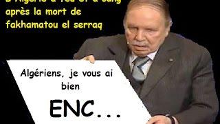 Download DIRECT ce soir 04/12/2016. Après la mort de Bouteflika, que se passera t il en Algérie? Video