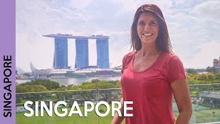 Download SINGAPORE: understanding the city of the future | travel vlog Video