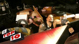 Download Top 10 Raw moments: WWE Top 10, July 3, 2017 Video