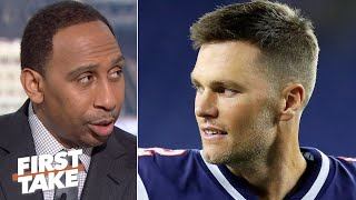 Download Stephen A. suggests an unlikely landing spot for Tom Brady | First Take Video