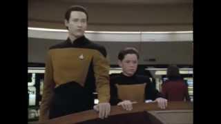 Download Star Trek TNG Data ″Drop the shields″ Video