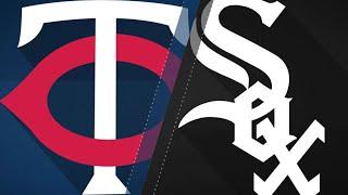 Download 8/21/17: Sanchez, Abreu power White Sox to a 7-6 win Video