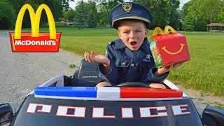 Download McDonalds Drive Thru Parody WHO ATE MY LUNCH Part 2 Entertaining Kids YouTube Video Video