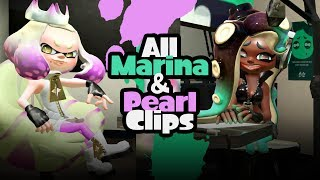 Download Splatoon 2 | All Marina and Pearl Clips From the Splatfest Demo Video
