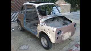 Download Restauro Fiat 500 L 1969 Carrozzeria Viscovo Rossano Cosenza Video