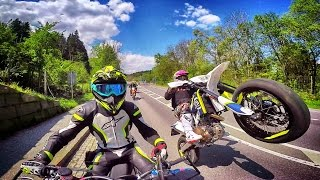 Download Supermoto WarmUp - 701 RIDEOUT & Wörthersee 2016 Video