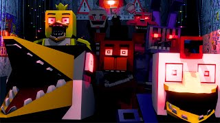 Download Five Nights at Freddy's Movie Animated! (Minecraft Animation) Video
