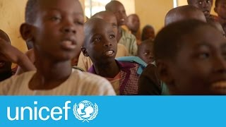 Download Back to school after Boko Haram violence in Nigeria   UNICEF Video