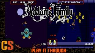 Download ADDAMS FAMILY - PLAY IT THROUGH (SNES) Video