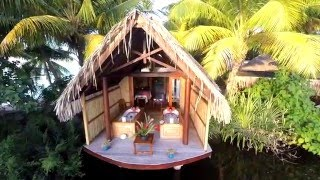 Download ″A day in Le Tahaa″ - Five star hotel in French Polynesia Video