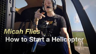Download Helicopter Startup And Takeoff - Enstrom 280C Video