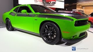 Download 2017 Dodge Challenger T/A - Exterior and Interior Walkaround - 2017 Montreal Auto Show Video