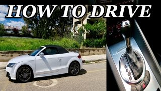 Download How To Drive An Automatic Car In 30 Seconds! Video