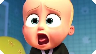Download THE BOSS BABY - ″Let me SLEEP !″ - Final Trailer + Tv Spot (Animation, 2017) Video
