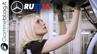 Download Mercedes-Benz PRODUCTION (Mercedes RUSSIAN Car Factory) Video