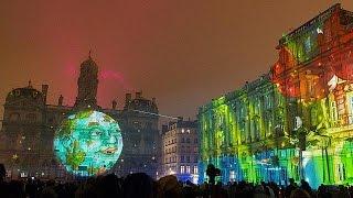 Download Culture : Lyon rallume sa ″Fête des Lumières″ Video