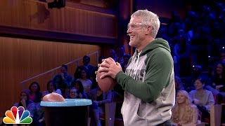 Download Tonight Show Throwdown with Brett Favre Video