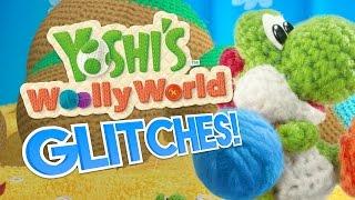 Download YOSHI'S WOOLLY WORLD GLITCHES! - What A Glitch Mini! - Aurum Video