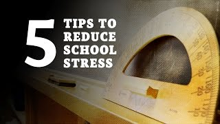 Download Five ways for students and teachers to reduce back-to-school stress Video