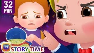 Download Cussly's Birthday Party + Many More ChuChu TV Good Habits Bedtime Stories For Kids Video