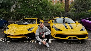 Download WHO BOUGHT THE WORST CAR? *Aventador SV vs 458 Speciale* Video