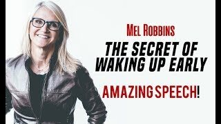 Download The Secret of Waking Up Early | Best Inspirational Speech (ft. Mel Robbins) Video