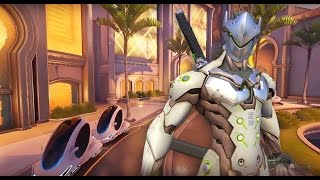 Download Overwatch: 7 Minutes of New Oasis Map Gameplay at 1080p 60fps Video