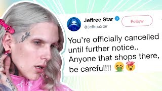 Download Jeffree Star Cancels Makeup Brand After Seeing What's In It, They Clap Back Video