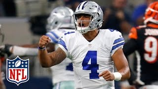 Download Dak Prescott: Unwanted Draft Pick to Cowboys Star QB | NFL NOW Video