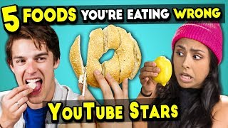 Download 5 Foods You're Eating Wrong #3 (Ft. YouTube Stars) Video