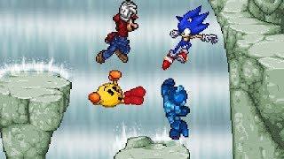SSF2 Mod: Mario vs SMG4 (Cloning test) (Read Description